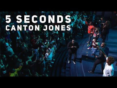 "Canton Jones - ""5 Seconds"" Live 2019"