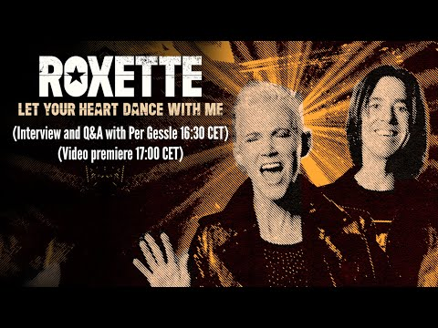 Live interview and Q&A with Per Gessle [2/10/2020 16:30 CET]