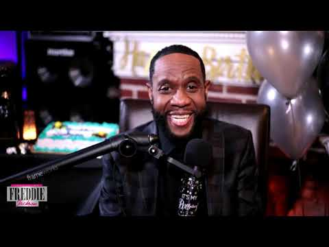 Conversations With Freddie Jackson #07