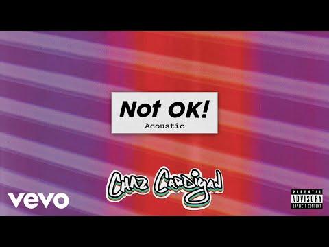 Chaz Cardigan - Not OK! (Acoustic / Audio)
