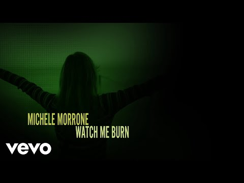 Michele Morrone - Watch Me Burn (Lyric Video)