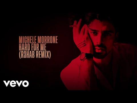 Michele Morrone, R3HAB - Hard For Me (R3HAB Remix) - Visualizer
