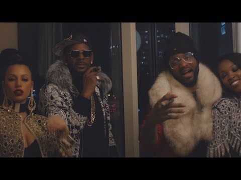 Fally Ipupa - Nidja feat. R. Kelly (Clip officiel)