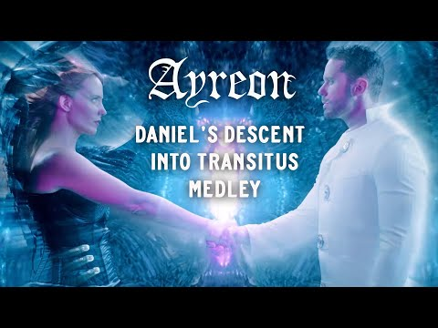 Ayreon – Daniel's Descent into Transitus Medley (Official Video)