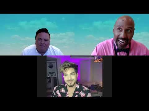 Adam Lambert & Gender-Affirming Care in his hometown of San Diego