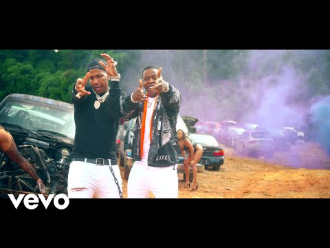 Moneybagg Yo, Blac Youngsta - Trickin Ass Nigga (Official Music Video)