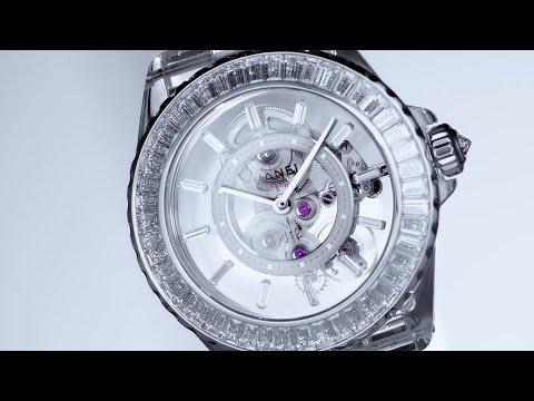 J12 X- RAY - CHANEL Haute Horlogerie