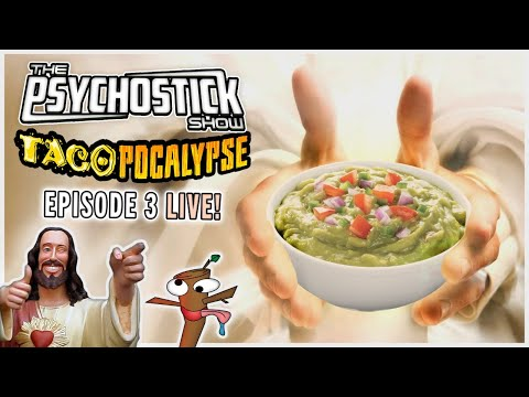 2nd try The Psychostick Show: TACOPOCALYPSE 3