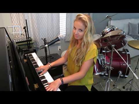 Evie Clair - Wings (Birdy) AGT Rehearsal