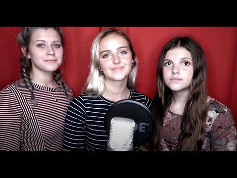 Evie Clair, Kirra Abplanalp, Hannah Johansson - In Humility, Our Savior a cappella