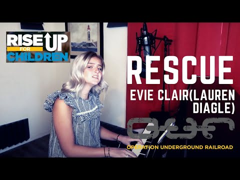 Evie Clair - Rescue (Lauren Daigle)