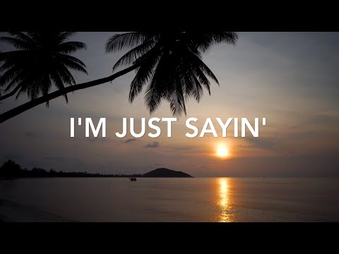 Paul Bogart • I'm Just Sayin' • Official Lyric Video