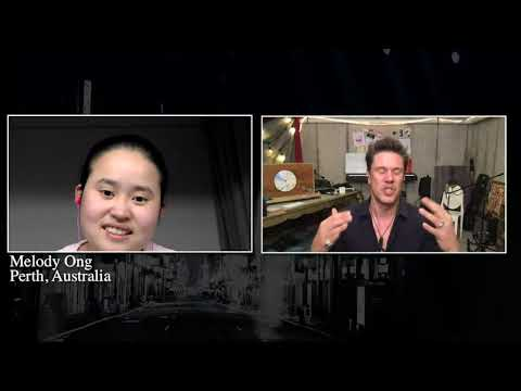 Live chat with David and fans from around the world.