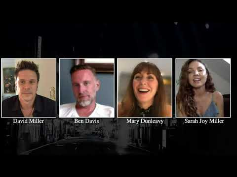 """Live chat with David and the cast of his film """"Hand of Bridge""""."""