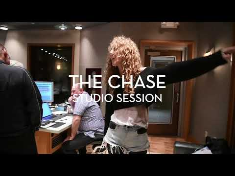 Celine Dion - Courage Studio Session - The Chase