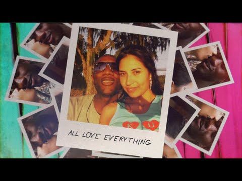 Aloe Blacc - All Love Everything (Official Lyric Video)