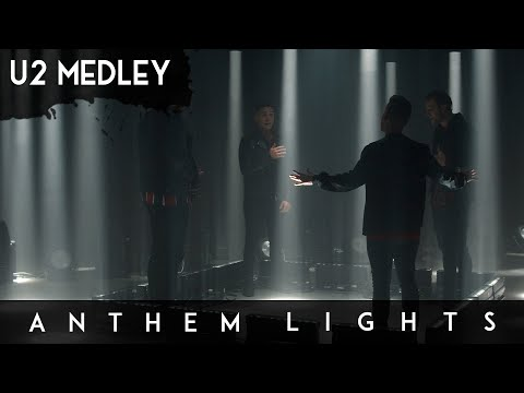 U2 Medley | Anthem Lights (Cover)