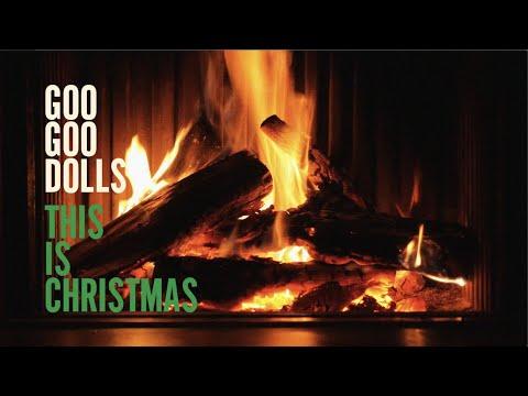 Goo Goo Dolls - This Is Christmas [Official Lyric Video]
