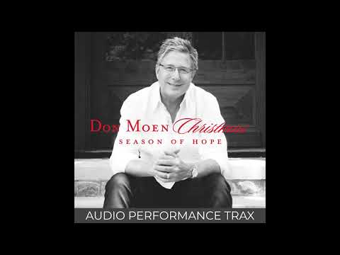 Don Moen - Mary, Did You Know? (Audio Performance Trax)