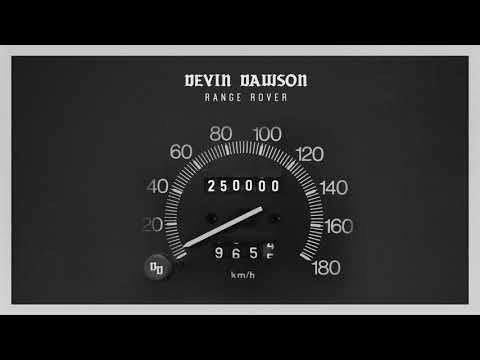 Devin Dawson - Range Rover (Audio)