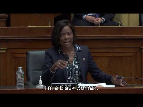 Democratic congresswoman wouldn't let me respond after she called me out!