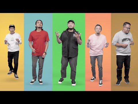 Rocket Rockers Reunion - Reuni (Acapella Version) Official Music Video