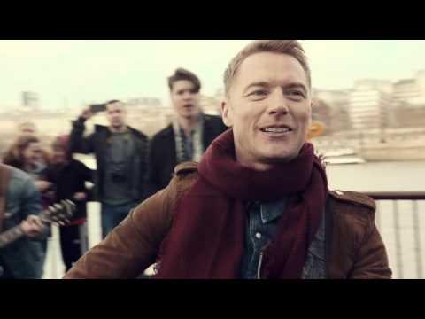 Ronan Keating - 'Let Me Love You' - NEW SINGLE