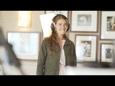 Caroline Jones - Scenes from the Studio