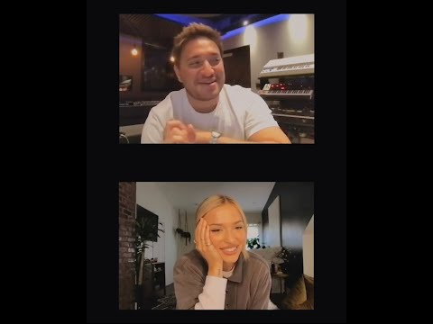 Lennon Stella - 05: Jonas Blue // Three questions, Two people, One song