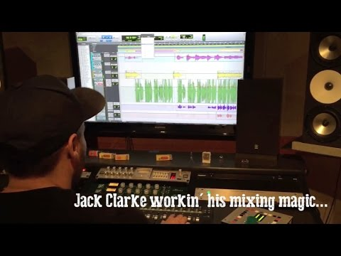 """Paul Bogart   Recording Blog - Mixing   """"Better With My Baby"""""""