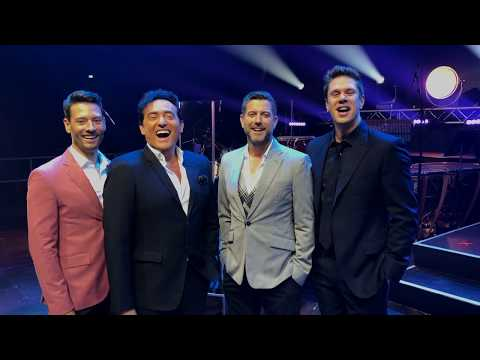 Il Divo Timeless Live in Japan Is Out Now!