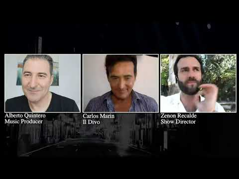Carlos Marin live chat with Zenon and Alberto