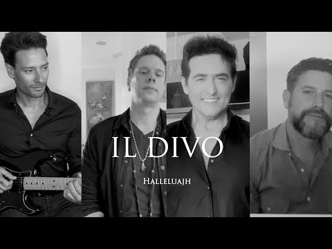 "Il Divo - ""Hallelujah"" - (Live from Home)"