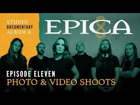 EPICA - Studio vlog album #8 (Part 11) (Official Studio Vlog)