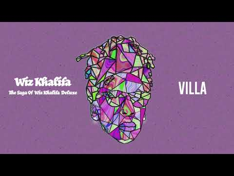 Wiz Khalifa - Villa [Official Audio]