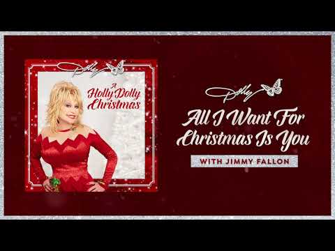 Dolly Parton - All I Want For Christmas is You (with Jimmy Fallon) (Audio)
