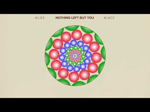 Aloe Blacc - Nothing Left But You (Official Audio Visualizer)