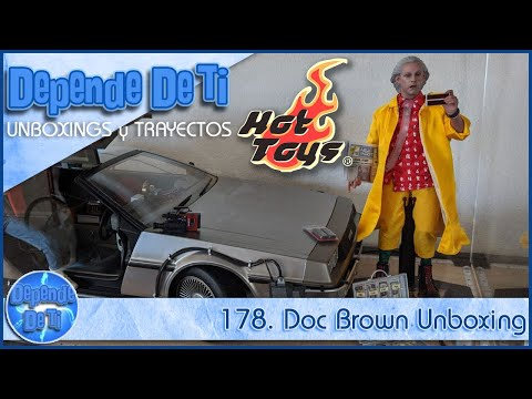 178. Doc Brown Unboxing