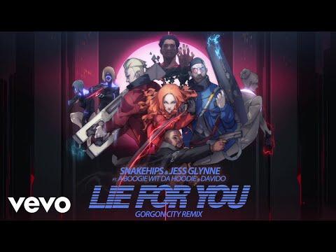 Lie for You (Gorgon City Remix) [Visualiser]