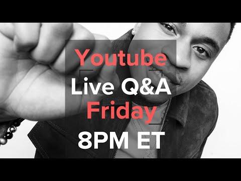 Rotimi Live: Q&A