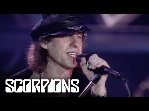 Scorpions - Rhythm Of Love (Live in Berlin 1990)