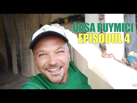 Casa Puymici - episodul 4 | Am cumparat stalpii pentru cerdac