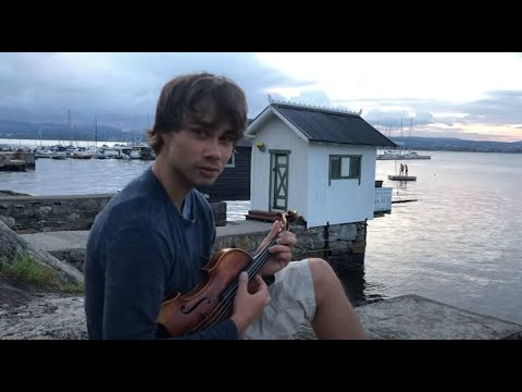 Alexander Rybak: All I do is Dream of you - by the sea