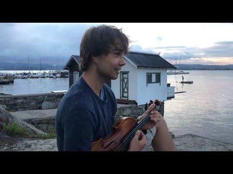 Alexander Rybak: Just a Gigolo - by the sea