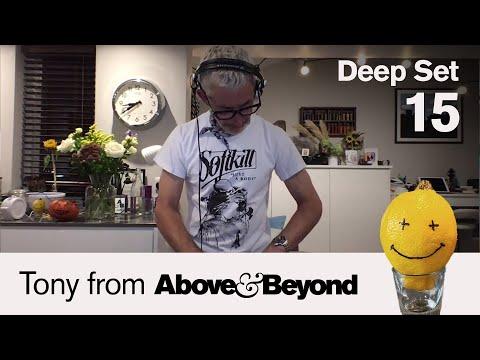 Tony from A&B: Deep Set 15 | 5 hour livestream DJ set [@Anjunadeep]