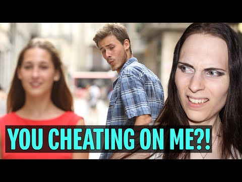 Why Your Man is Checking Out Other Women