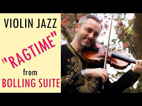 CLAUDE BOLLING: Violin Jazz Suite - Ragtime