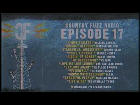 "COUNTRY FUZZ Radio | Episode #17 | ""Gimme Shelter"" - Rolling Stones"