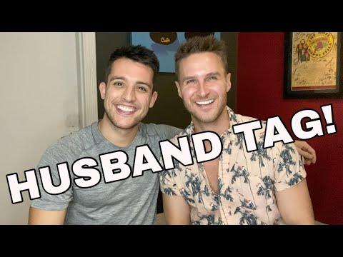 Husband Tag - Chris and Clay Vlog
