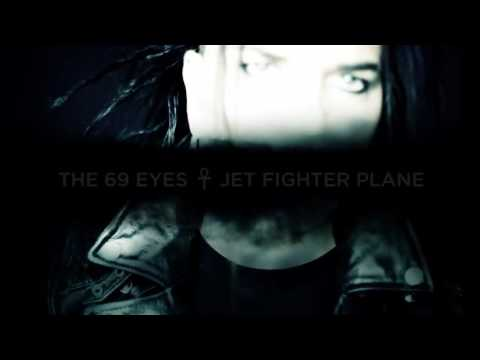 THE 69 EYES - Jet Fighter Plane (OFFICIAL TEASER)